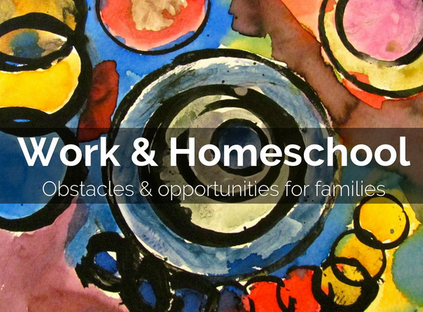 Thinking of working while homeschooling?  Join author Pamela Price for a February 2015 workshop with SENG.